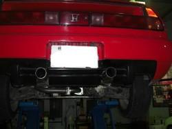 NSX マフラー