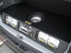 ESTIMA ACR30 トランクオーディオBOX