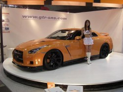 OSAKA AUT MESSE 2008 GTR