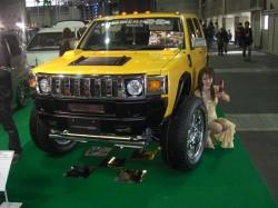 OSAKA AUT MESSE 2008 展示車