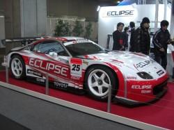 eclipse レースカー