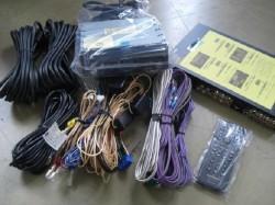 AVH-P900DVAキット内容。