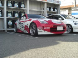RS★R Z33デモカー!!