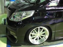 GS1 9.5J+NITTOタイヤ