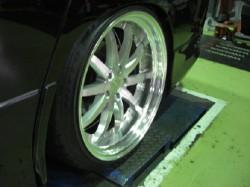 GS1 10.5J+NITTOタイヤ