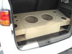 オーディオボード加工 E50
