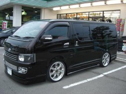 HIACE NEW COLOR