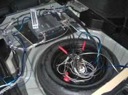 ステージア オーディオシステムアップ